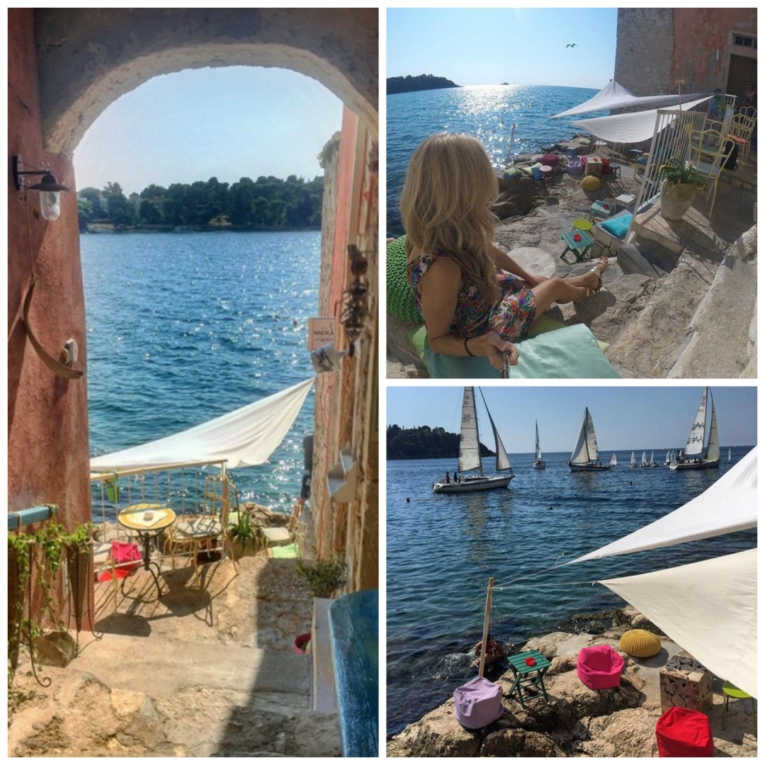 what to do in Rovinj: Mediterraneo Bar