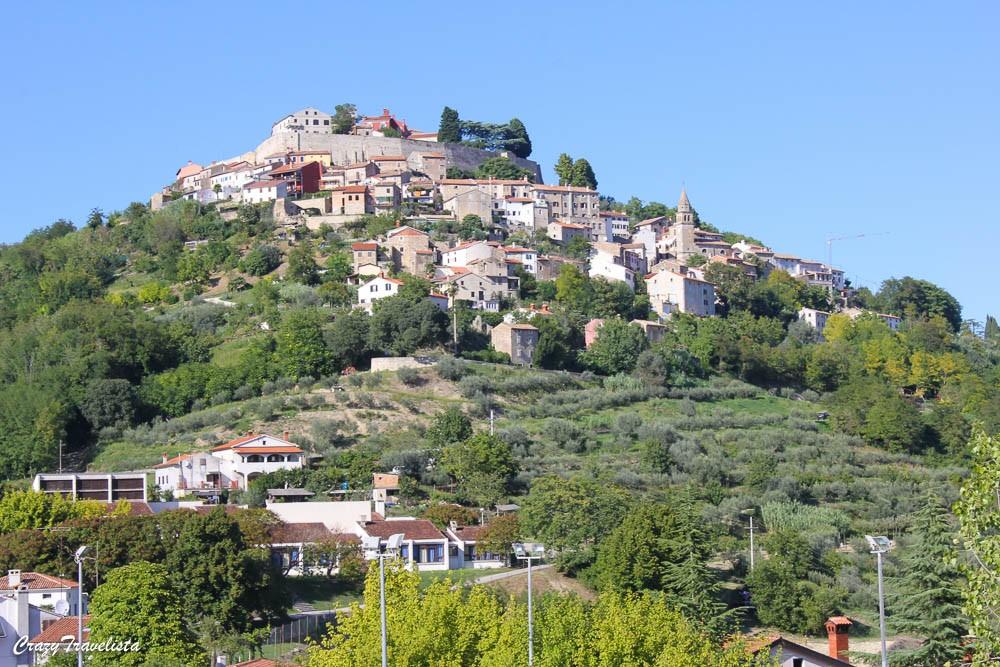 Istria road trip