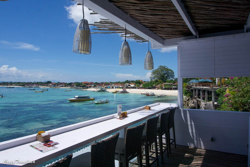 The Deck, Nusa Lembongan