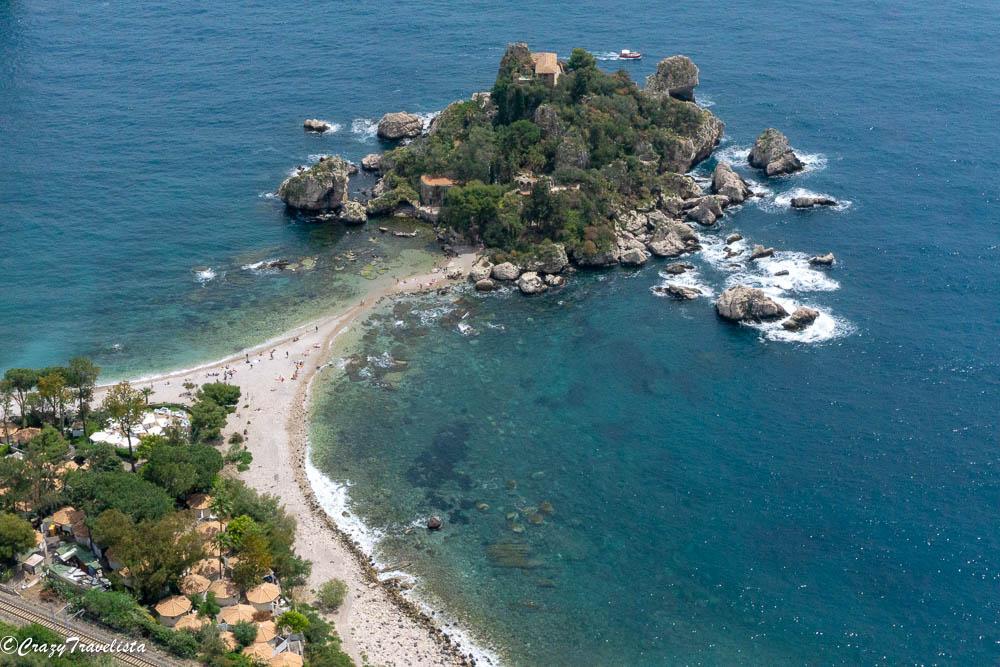 Isola Bella, Sicily