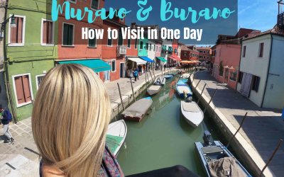 How to Visit Murano and Burano in One Day (from Venice Airport or Venice)