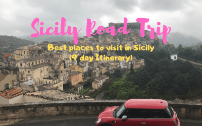 Sicily Road Trip: The Perfect 9-Day Sicily Itinerary
