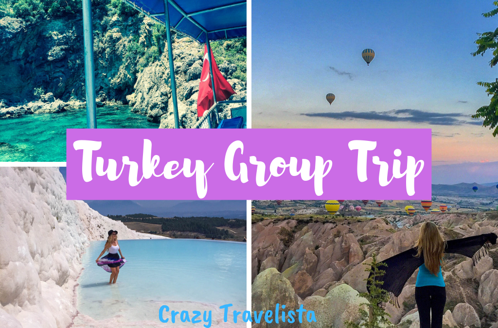 The Best of Turkey Mini Group Trip (11 days/10 nights) with Crazy Travelista