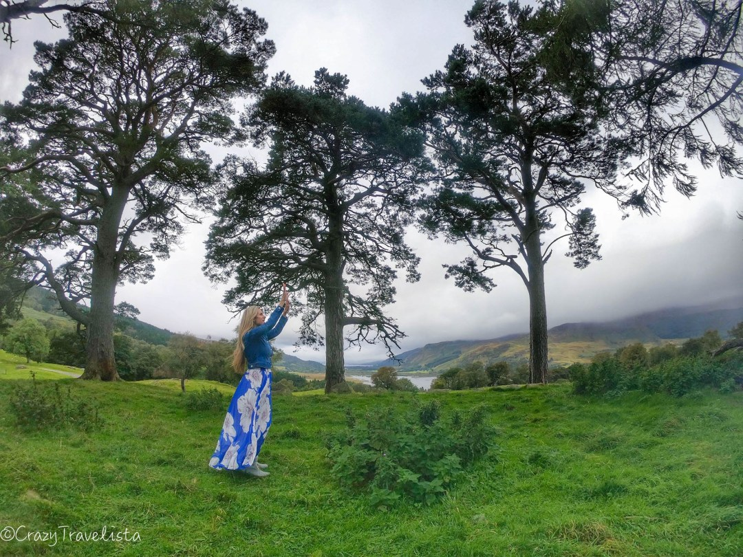 Outlander filming locations