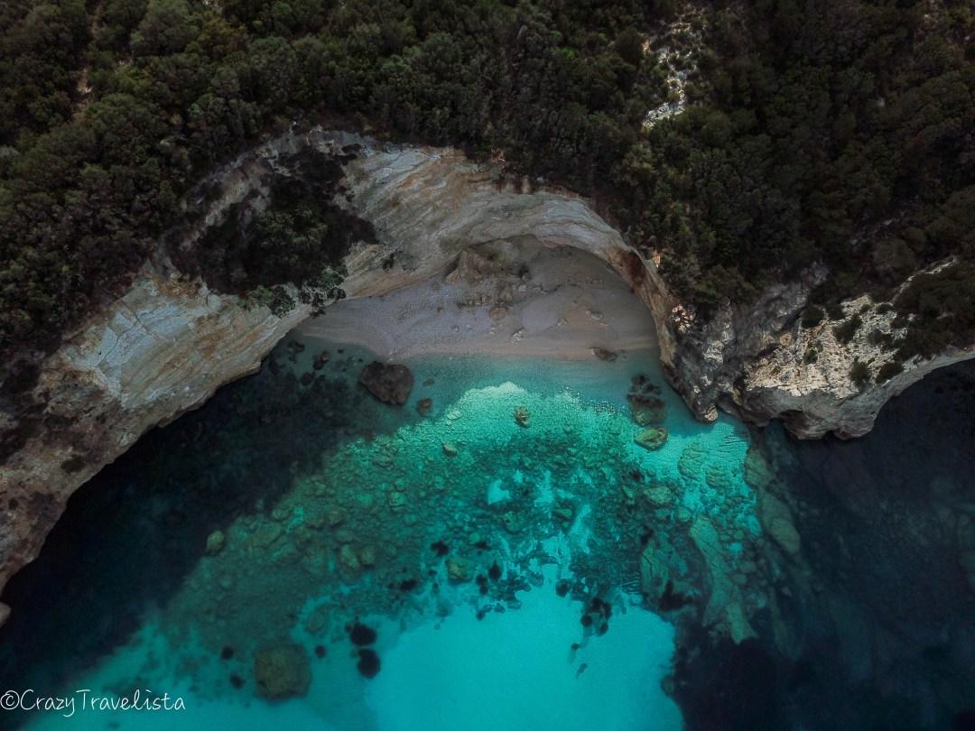Fteri beach Kefalonia