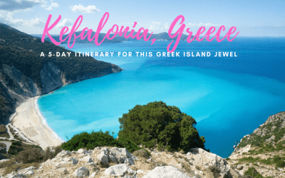 Things to Do in Kefalonia: A 5-Day Itinerary for this Greek Island Jewel