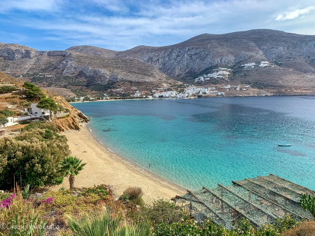 Levrossos, Amorgos