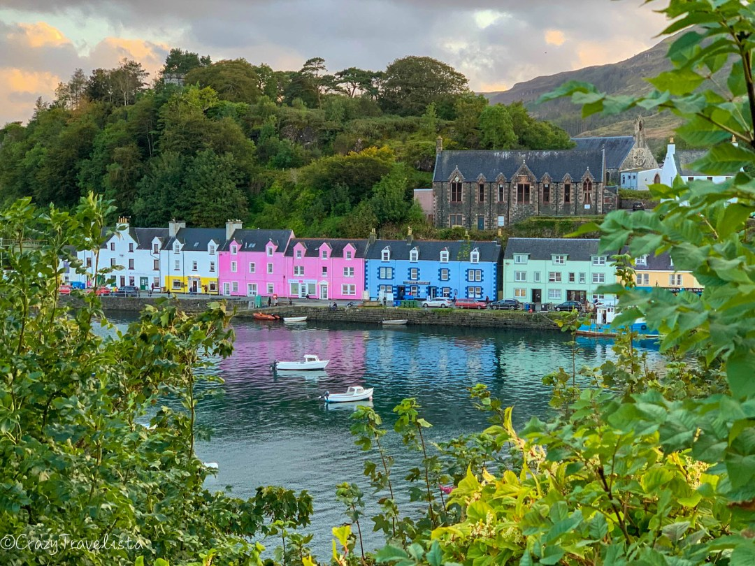 Portree, Isle of Skyle