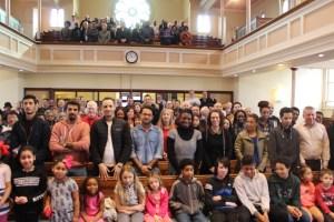 congregation Feb 17
