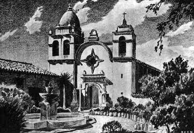 San Carlos (Carmel) Mission
