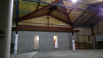 interior roof