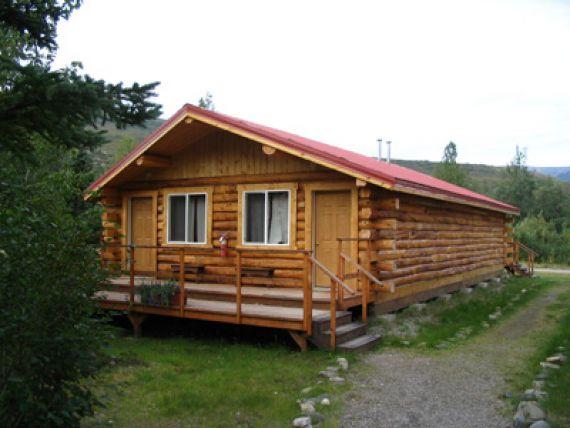 Lodgeaufenthalt USA  Kantishna Roadhouse  Denali Backcountry Lodge  CRD