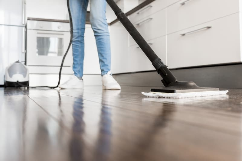 how to clean textured tile flooring the