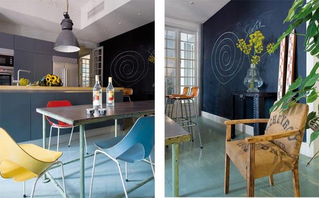 Decoration Salon Bleu Et Beige 2 - Décoration de maison idées de ...