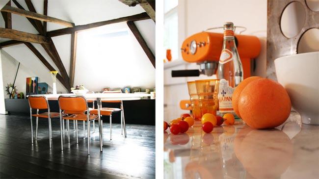 Inspiration Pour Une Dco Orange