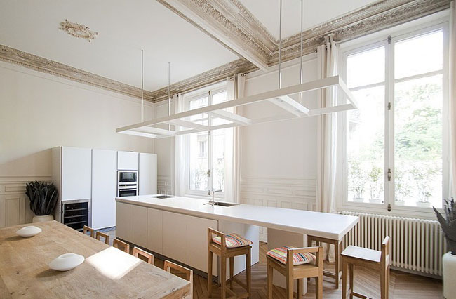 Carrelage Mur Cuisine Moderne