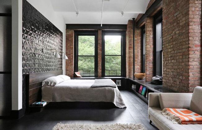 Ides dco dans le style loft industriel newyorkais