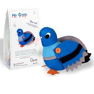 Mr Poop Sewing Kit-0