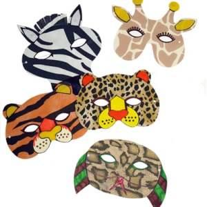 Mister Maker - Animal Masks-0