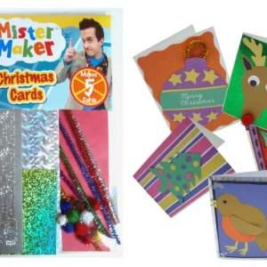 Mister Maker - Christmas Card Kit-0