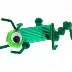 Mister Maker Mini Makes - Springer the Grasshopper-0