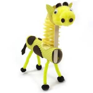 Mister Maker Mini Makes - Twiggy the Giraffe-0