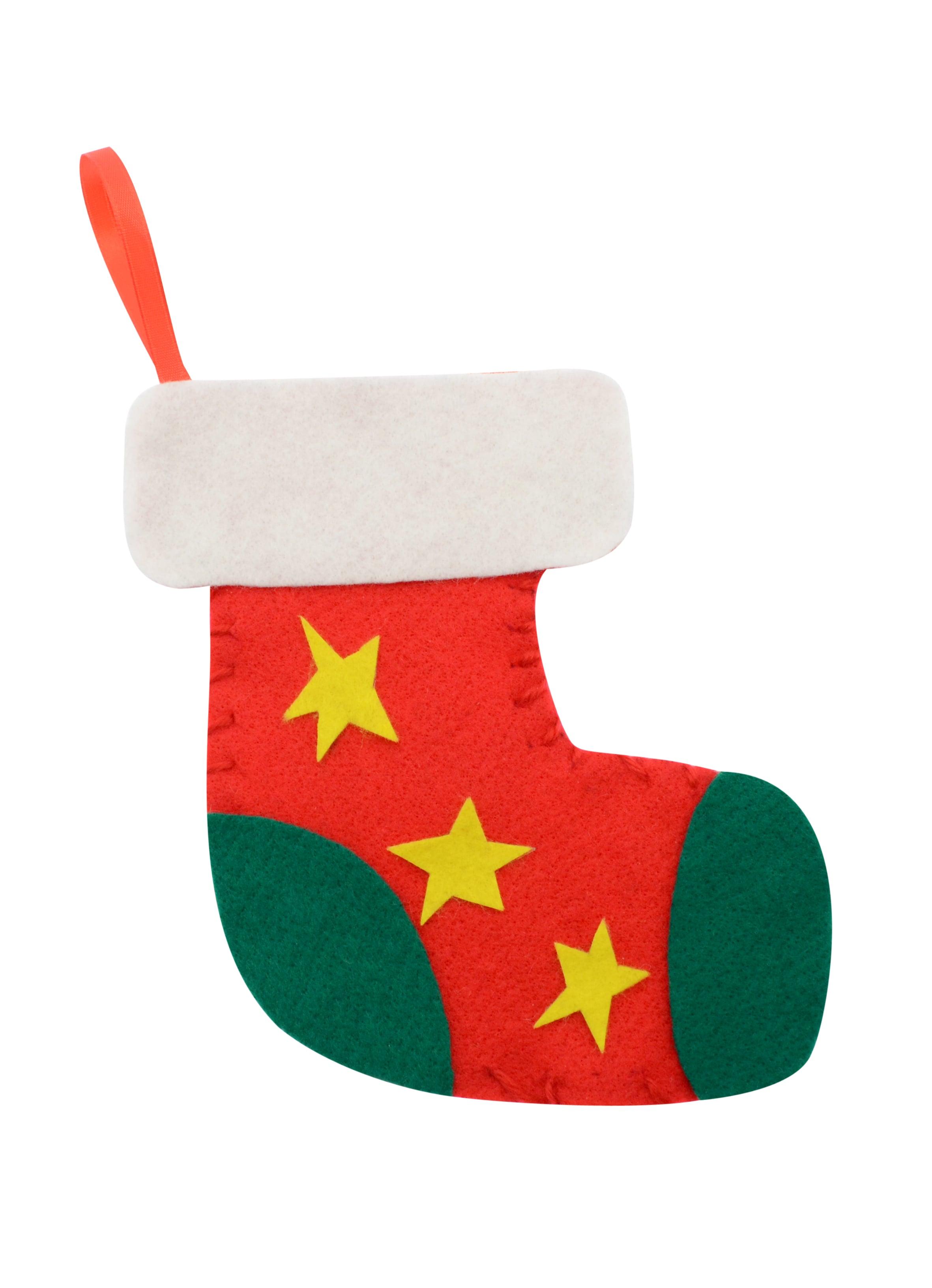 8bc89ed41e6 Christmas Stocking - Mister Maker Mini Make - Cre8kits