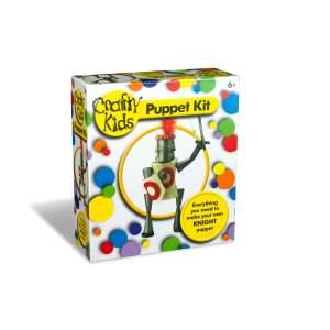 Knight Puppet Kit-0