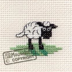 Tiddlers Cross Stitch Kits - Sheep-0