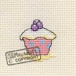 Tiddlers Cross Stitch Kits - Cupcake-0