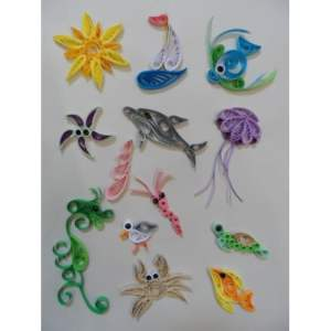 Quilling Designs by the Sea-0