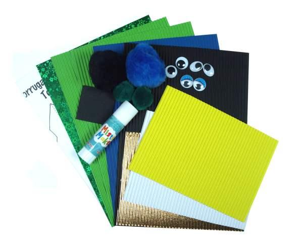 Mister Maker - Corrugated Card Animals-26219