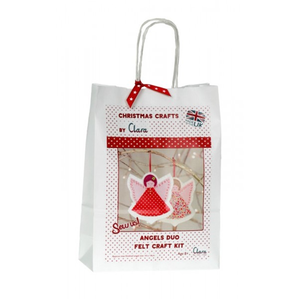 Christmas Angels Sewing Kit-26304