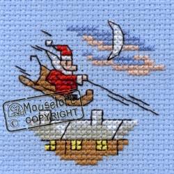 Christmas Cross Stitch Card Kits