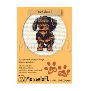 Dogs Mini Cross Stitch Kits