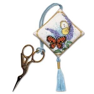 Cross Stitch Scissor Keep Kits