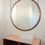 Mid Century Modern Bathroom Cre8tive Designs Inc