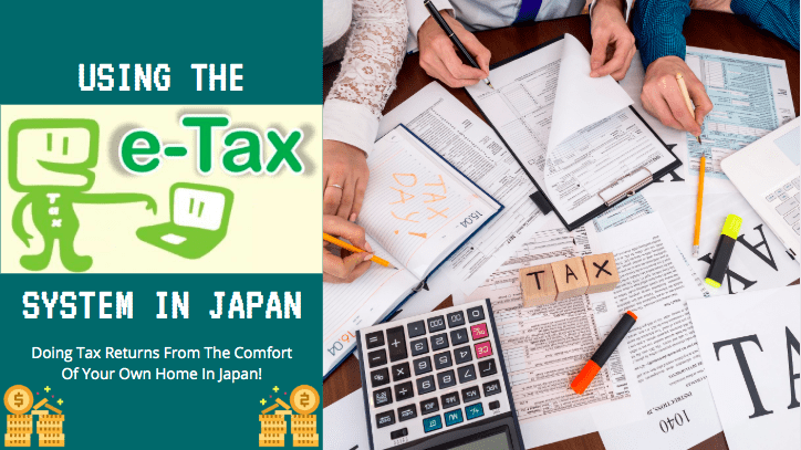 Using eTax System In Japan Thumbnail