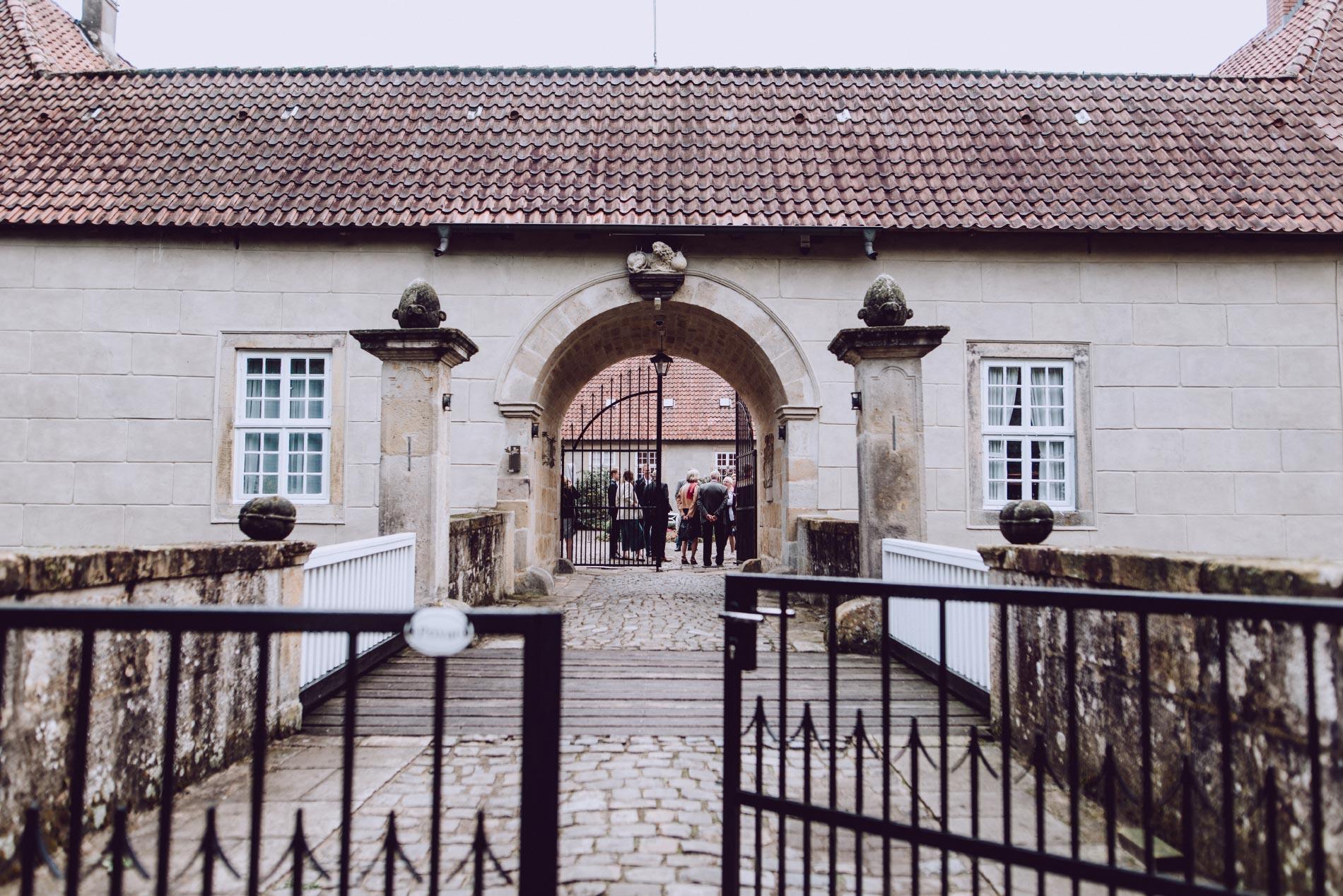 Standesamtliche Trauung Haus Marck in Tecklenburg  Steinfurt