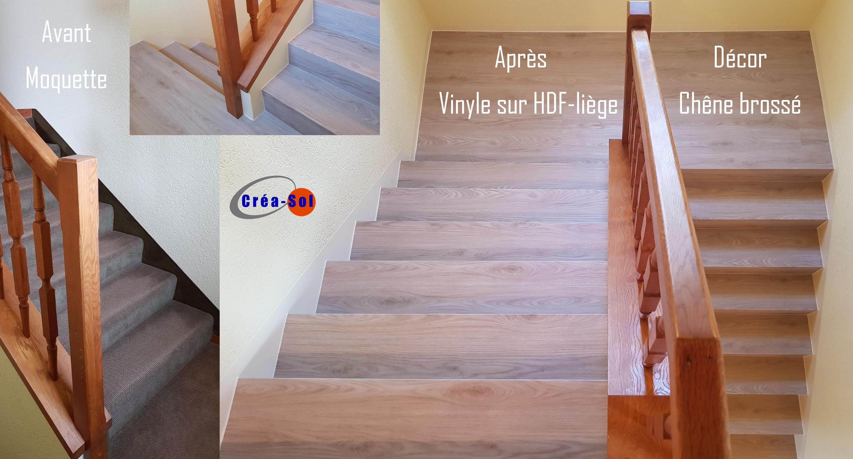 Crea Sol Sarl Ref Escaliers