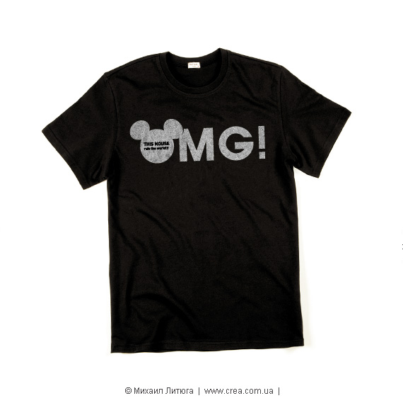 Дизайн футболки на конкурс UNIQLO t-shirts design contest — конспирологический концепт