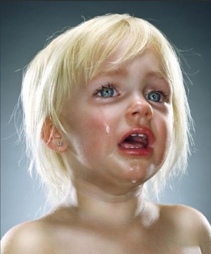Photo enfant qui pleure Enfant