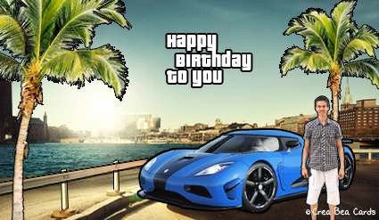 Grand Theft Auto Gift Wrap Sleeve Crea Bea Cards