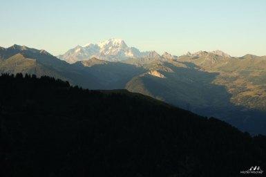 Mont Blanc coucher 1