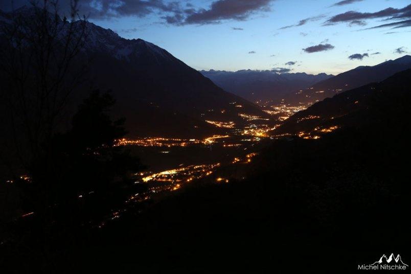 Nuit Val d'Aoste