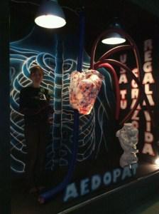 escaparate donacion organos