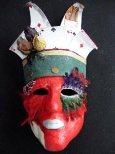 mascara venda de yeso