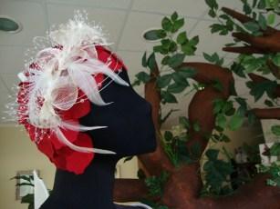 cabeza de novia hada