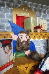 elfo barba enganchada