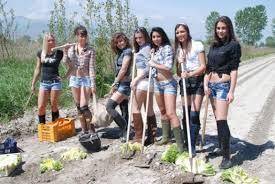 Racconti della Brianza: Il contadino con sette figlie